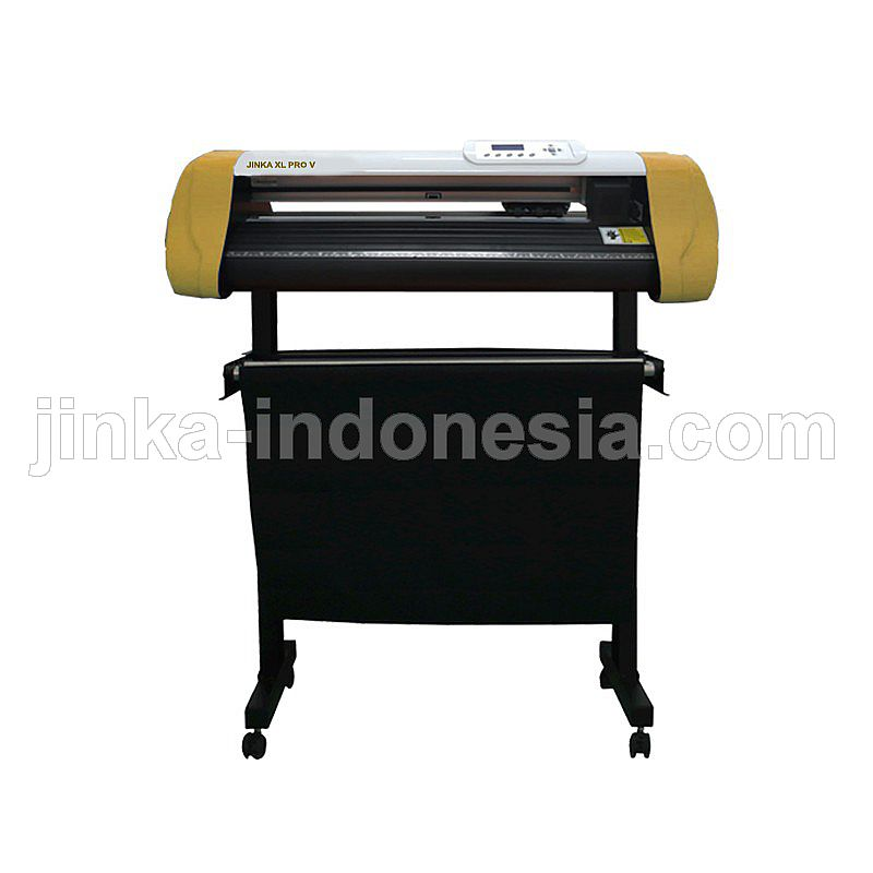 Mesin Cutting Sticker JINKA XL PRO V 721 LED ( Auto Contour Cut )
