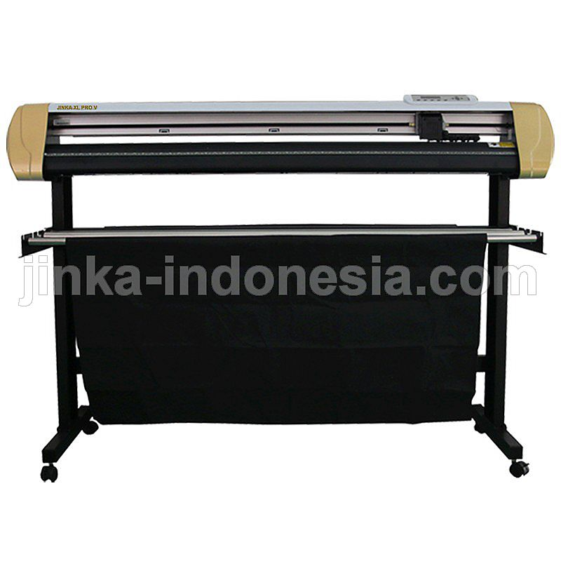 Mesin Cutting Sticker JINKA XL PRO V 1351 LED ( Auto Contour Cut )
